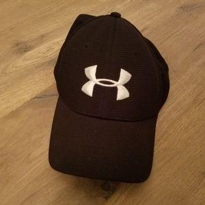 Black Under Armour Hat